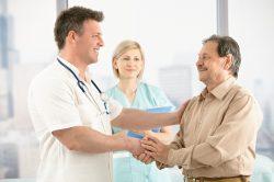 Обращение к доктору при подозрении на парапроктит