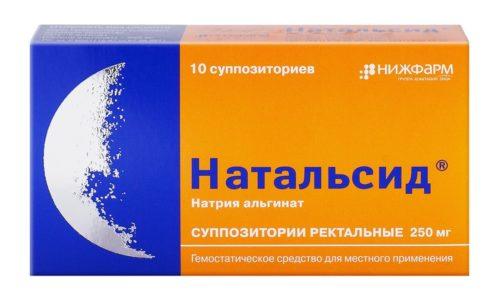 При струйных кровотечениях применяются лекарственные средства с адреналином, такие как Натальсид