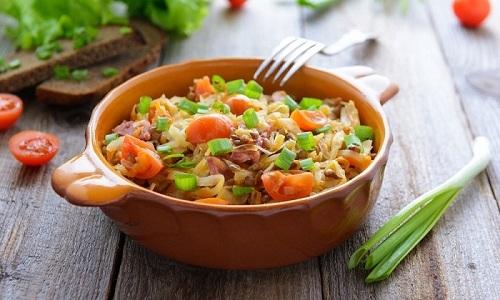 Разнообразить полезную при геморрое диету поможет овощное рагу