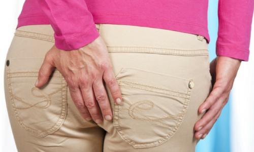 Для наружных геморроидальных узлов характерны боли в прямой кишке
