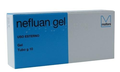 Противовоспалительная мазь Нефлуан используется для лечения геморроя у женщин