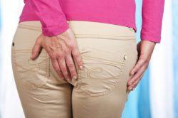 Боль в заднем проходе при парапроктите