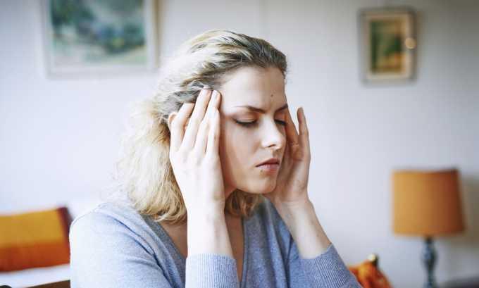 Головная боль может возникнуть при обострении геморроя