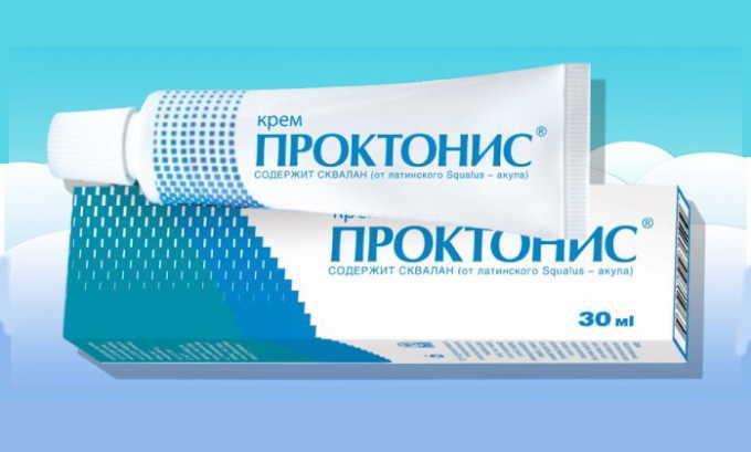 Проктонис оказывает вяжущее, антисептическое, противовоспалительное и смягчающее действие