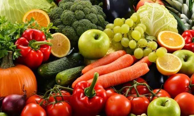 Чтобы предотвратить переход внутреннего или внешнего геморроя в хроническую форму следует употреблять фрукты и овощи
