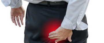 Как проводится лечение наружного геморроя у мужчин