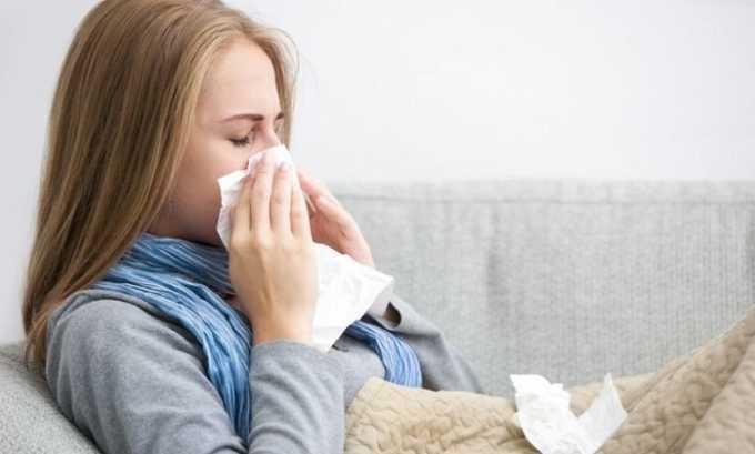Процедуру применяют при остром геморрое, сопровождающемся резким снижением иммунитета