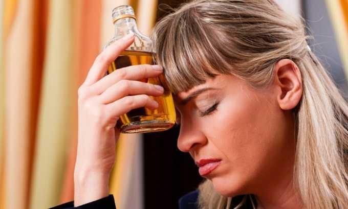 Человек после склеротерапии должен отказаться от алкоголя