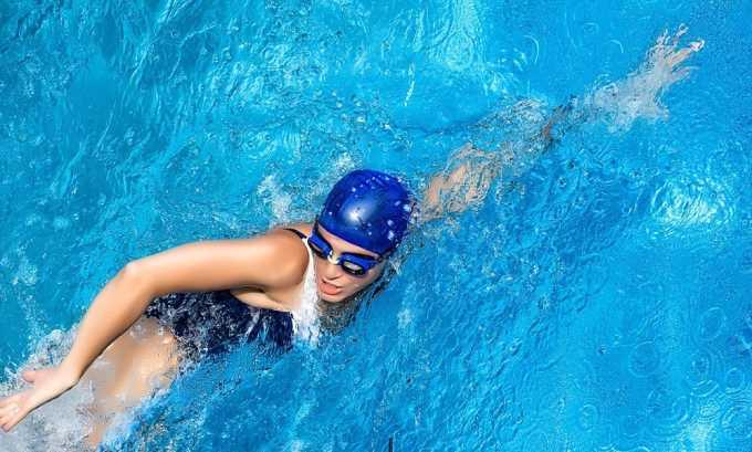 Для тех, кто уже болеет или имеет к геморрою предрасположенность, походы в бассейн должны стать полезной привычкой