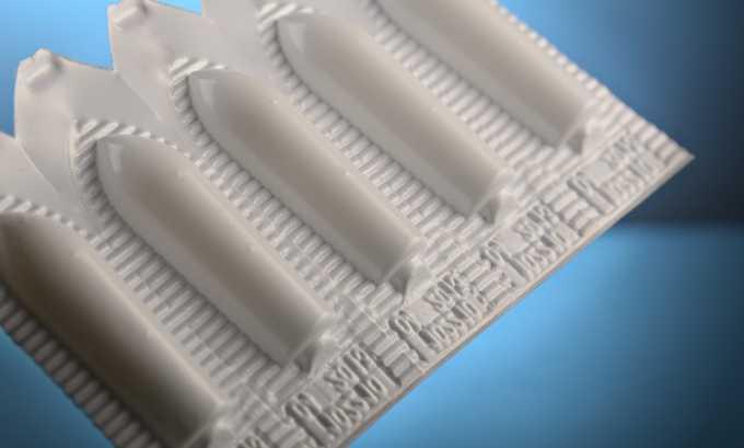 Лекарственные препараты в форме свечей помогают вылечить внутренний геморрой