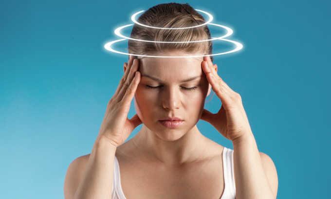 Главный симптом при анемии- появление головокружения