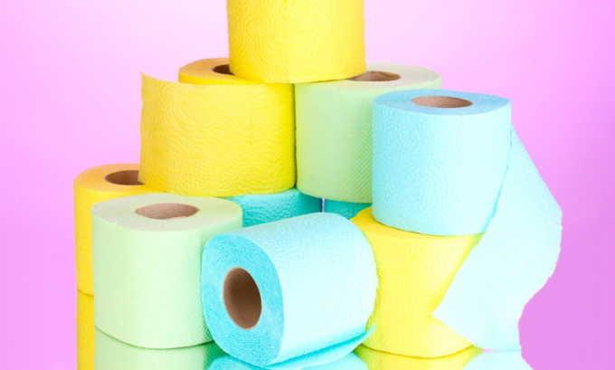 Чтоб избежать геморроя используйте только мягкую туалетную бумагу, в состав которой не входят ароматизаторы и красители