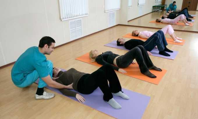 Физические упражнения должен назначить проктолог или специалист по ЛФК
