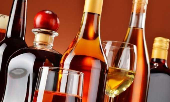 Спиртные напитки во время послеоперационного периода находятся под запретом