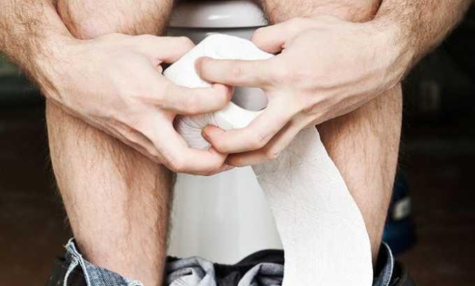 В некоторых случаях у мужчины развиваются патологии мочеполовой системы