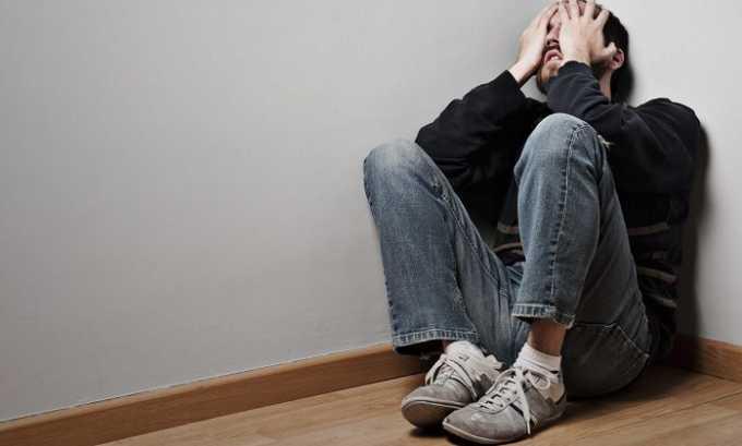 Болезнь может сопровождаться психоэмоциональными расстройствами