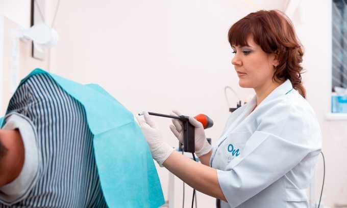 Для уточнения диагноза доктор назначает проведение ряда диагностических процедур