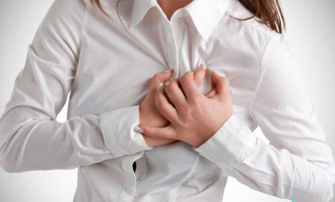 При заболеваниях сердечно-сосудистой системы ирригоскопия противопоказана