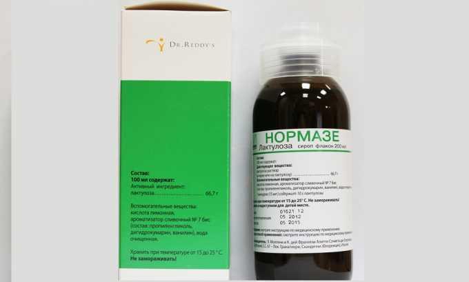 Нормазе - препарат, обеспечивающий увеличение фекалий в объеме
