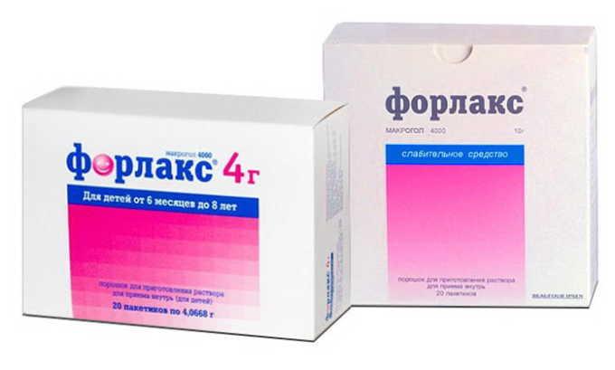 Форлакс при геморрое применять нужно на протяжении 2-4 недель, более длительное назначение не рекомендуется, поскольку это может привести к нарушению естественного опорожнения