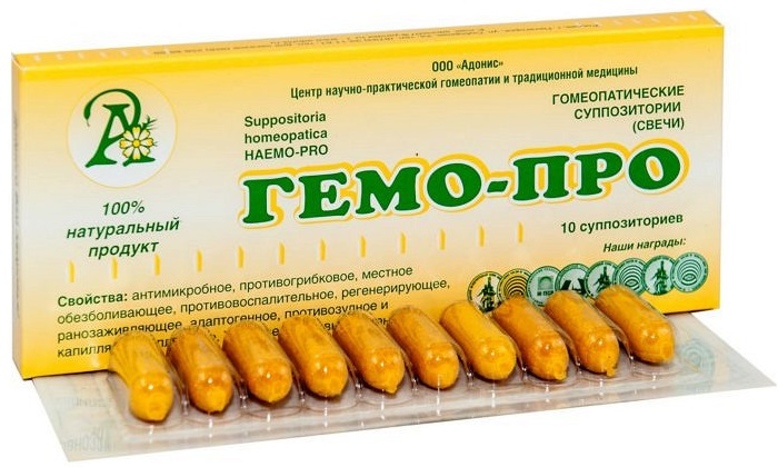 Обезболивающие таблетки при геморрое отзывы