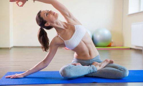 Йога облегчает протекание геморроя и способствует укреплению здоровья
