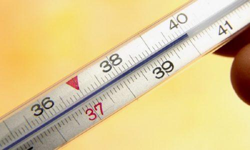 Для 2 стадии тромбоза характерны повышение температуры тела
