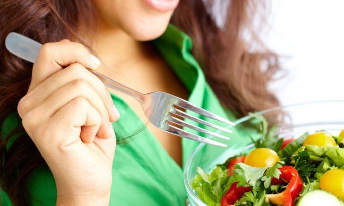За неделю до операции нужно соблюдать специальную диету