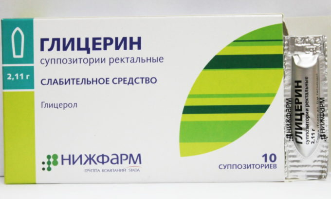 Глицериновые свечи не рекомендуются к применению при остром геморрое, а также в случае возникновения трещин и кровотечений