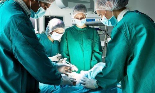 Хирургический метод борьбы с геморроем используют при отсутствии эффекта от других методов лечения