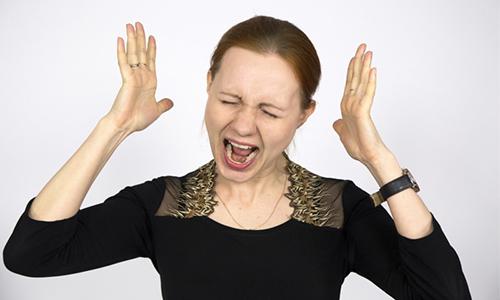 Воспалительный процесс в заднем проходе часто появляется в результате стресса