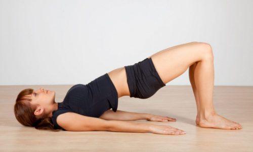 Легкие упражнения разрешены через неделю после удаления узлов
