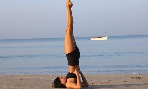 """В комплекс профилактических упражнений специалисты рекомендуют включать упражнение """"Березка"""""""