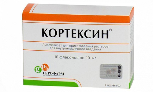 Кортексин более эффективен при лечении дисциркуляторной энцефалопатии